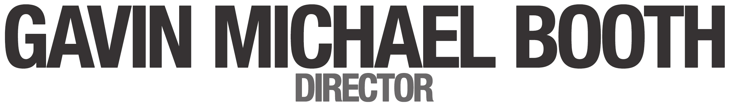 Gavin Michael Booth Logo